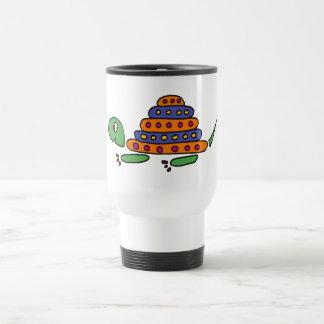 XX- Funny Turtle Cartoons Coffee Mugs