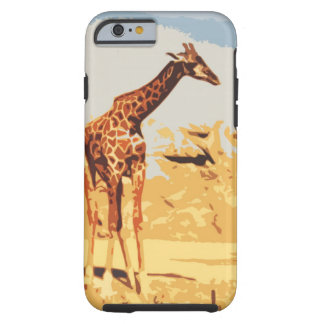 XX- Giraffe Photography Art Design iPhone 6 Case