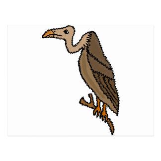 XX halcón enrrollado Postal