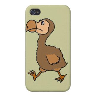 XX- Hilarious Dodo Bird Design iPhone 4 Case