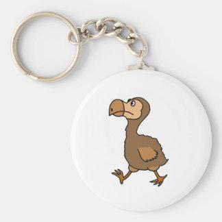 XX- Hilarious Dodo Bird Design Keychain