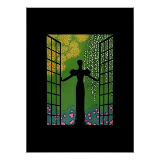 XX LARGE SIZE Opening Doors  ~ Print Poster