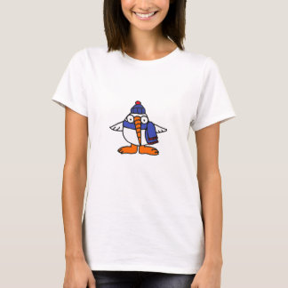 XX- Magnificent Cartoon Snowbird T-Shirt