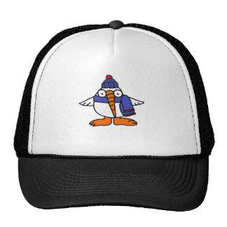 XX- Magnificent Cartoon Snowbird Trucker Hat