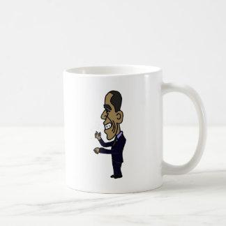 XX- Obama Cartoon Coffee Mug
