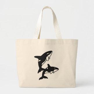 XX orcas del salto Bolsas
