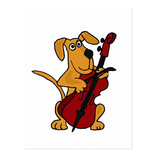 XX perro de perrito de Brown que toca el Postal