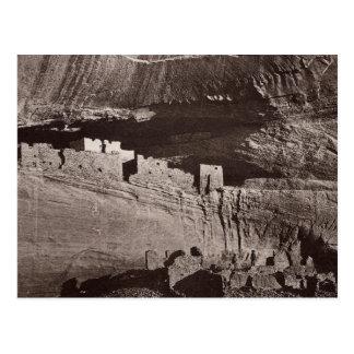 XX ruinas, Canon de Chelle, New México Postal