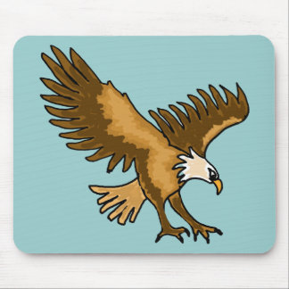 XX- Soaring Eagle Mouse Pad