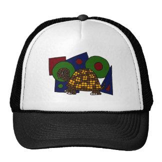 XX- Turtle Art Design Trucker Hat