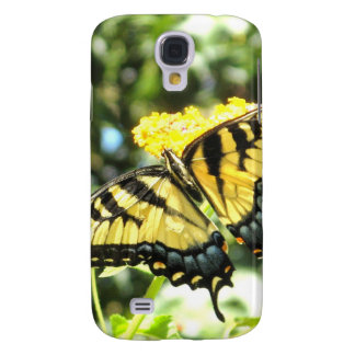 XX- Yellow Swallowtail Butterfly Photography Galaxy S4 Cover