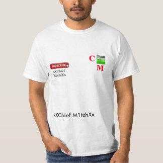 xXChief M1tchXx T-Shirt