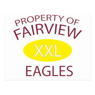 XXL Fairview Postcard