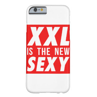 XXL is the new sexy Barely There iPhone 6 Case