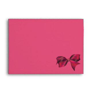 XXOO Bows & Roses Matching Set Envelope