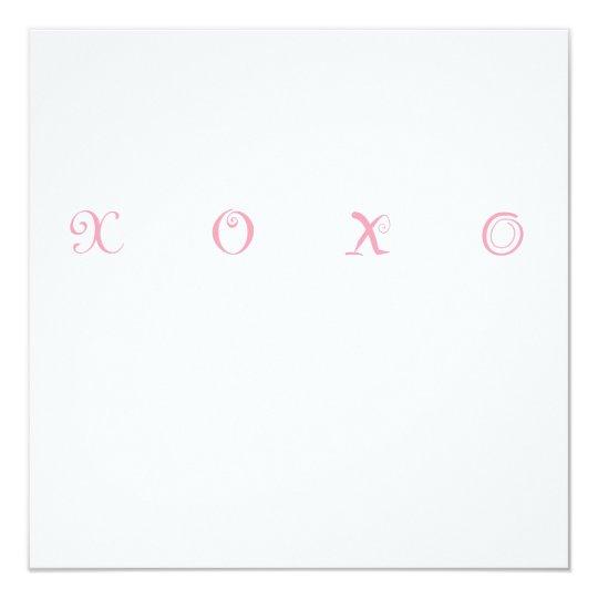 xxoo card