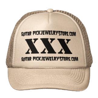 XXX 3 TRUCKER HAT