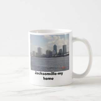 xxx 619, Jacksonville-my home Coffee Mug