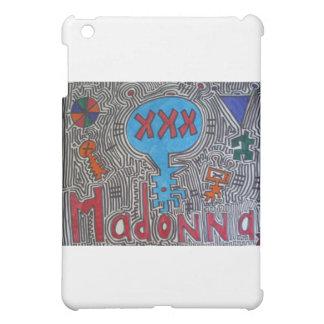 XXX Blue Alien Madonna Case For The iPad Mini