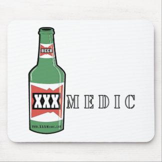 XXX cerveza del médico Alfombrillas De Ratones