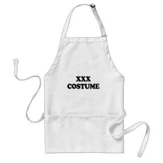 XXX COSTUME - APRONS