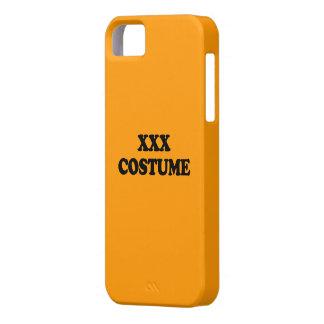 XXX COSTUME - - Halloween iPhone 5 Case