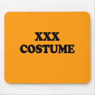 XXX COSTUME - - Halloween Mousepads