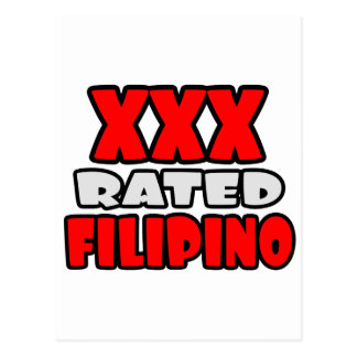 XXX filipino clasificado Postal