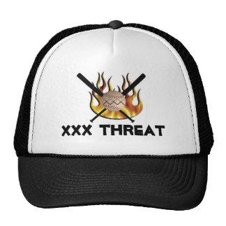 XXX in Flames Cap