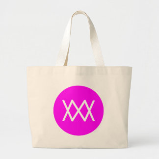 XXX LARGE TOTE BAG