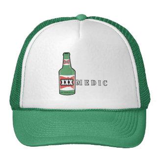 XXX Medic Beer Trucker Hat