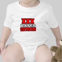 XXX Rated Electrician Shirt