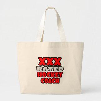 XXX Rated Hockey Coach Bags