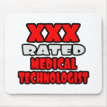XXX Rated Medical Technologist Mouse Pads
