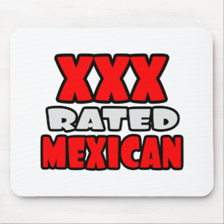 XXX Rated Mexican Mouse Pad