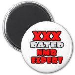 XXX Rated NMR Expert Fridge Magnet