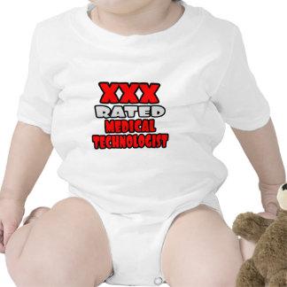 XXX tecnólogo médico clasificado Camisetas