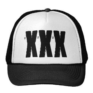 XXX TRUCKER HAT