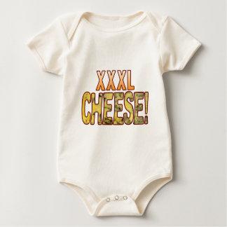 XXXL Blue Cheese Baby Bodysuit