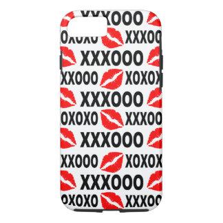 XXXOOO LIPS phone cases