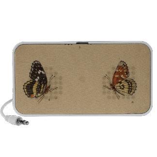 XXXVII Synchloe, Melitaea iPod Speakers