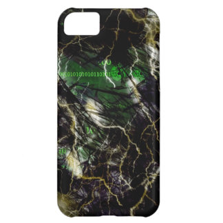 XyberSpace Chaos iPhone 5C Cover