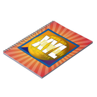 XYL HAM RADIO OPERATOR EX YOUNG LADY WIFE NOTEBOOK