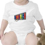 Xylophone Baby Bodysuit