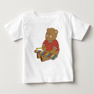 Xylophone Bear Tshirt