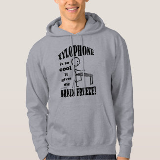 Xylophone, Brain Freeze Hoodie