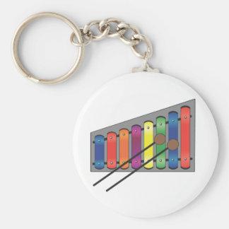 xylophone key chain