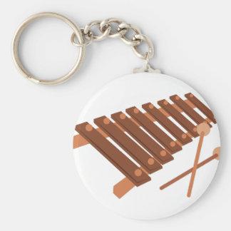 Xylophone Keychain