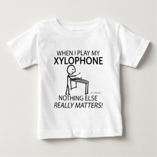 Xylophone Nothing Else Matters Baby T-Shirt