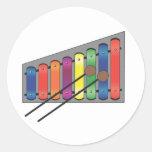xylophone sticker